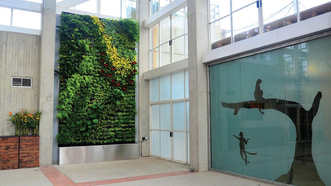 vertical garden - florafelt.com